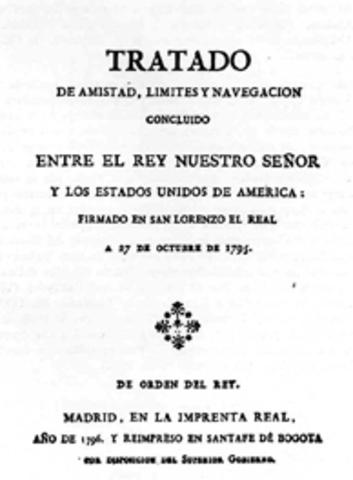 Tratado de San Ildefonso