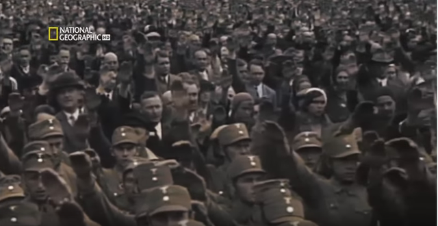 Hittler y su Partido toman el control de alemania