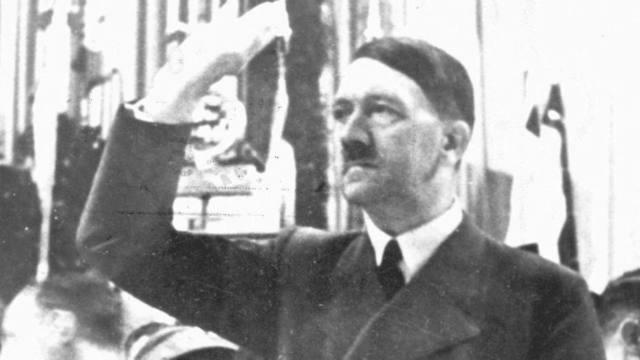 Hitler llega al poder por vía legal