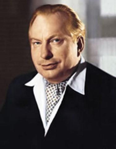 L. Ron Hubbard Publishes Dianetics