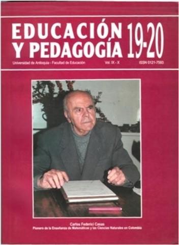 De la pedagogía a las ciencias de la educación: una lectura desde el saber de la pedagogía en Colombia.