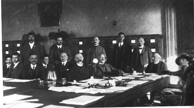 Nemzeti Tanács megalapítása