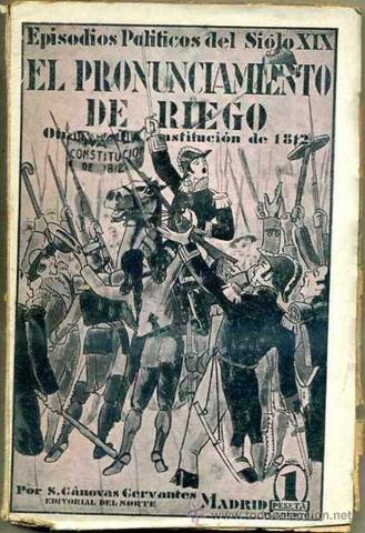 Pronunciamiento de Riego.