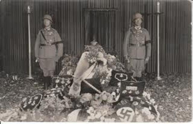 Muere Hinderburg