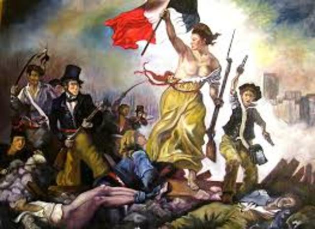 Inicio Revolución Francesa