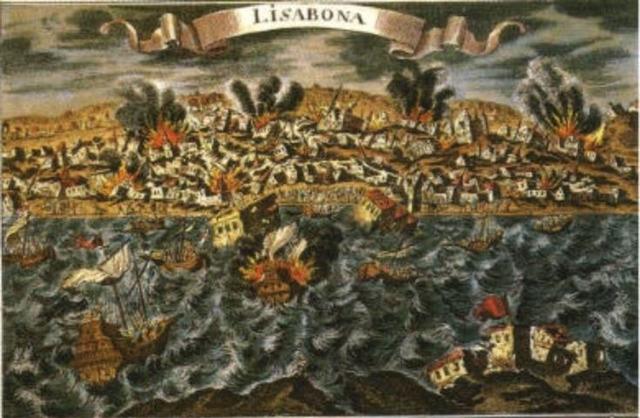 Lisbon Earthquake(Portugal)