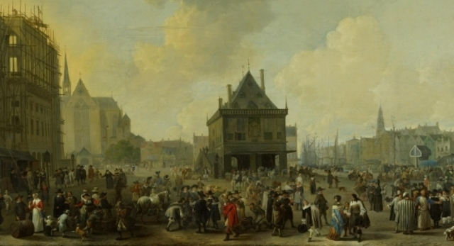 """The """"Golden Age"""" of Netherlands"""