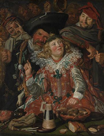 The Golden Age: Dutch