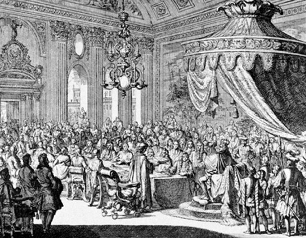 Revocation of the Edict of Nantes