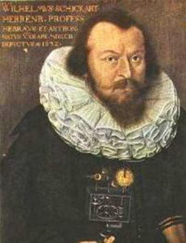 Вильгельм Шиккард (1592—1635)