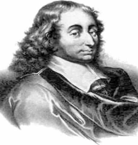 Блез Паскаль (1623—1662)