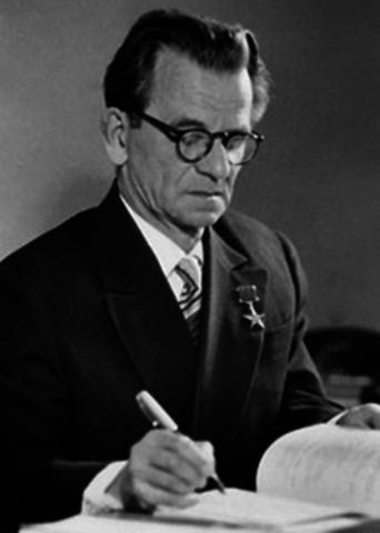 Сергей Алексеевич Лебедев (1902 —1974)
