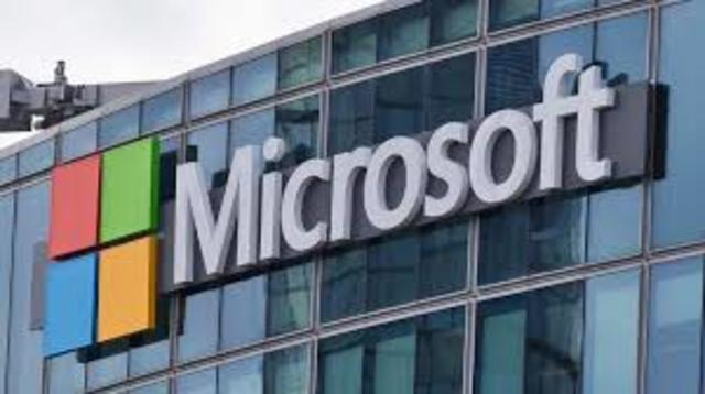 Microsoft was made