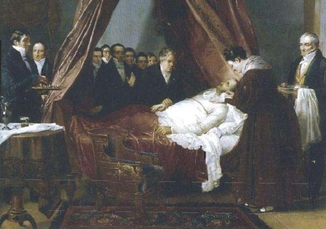 Muerte de Fernando VII. Regencia de Maria Cristina. Estallino de la Guerra Carlista