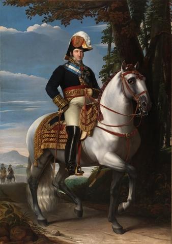 Fernando VII vuelve a España