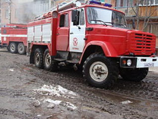 Открытие факультета инженеров противопожарной техники.