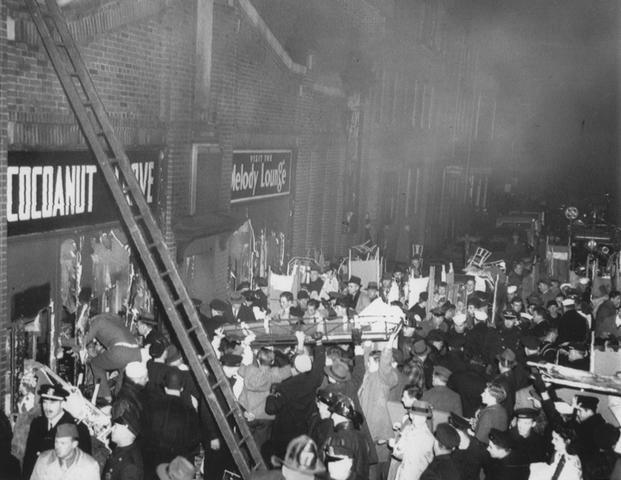 Boston nightclub fire