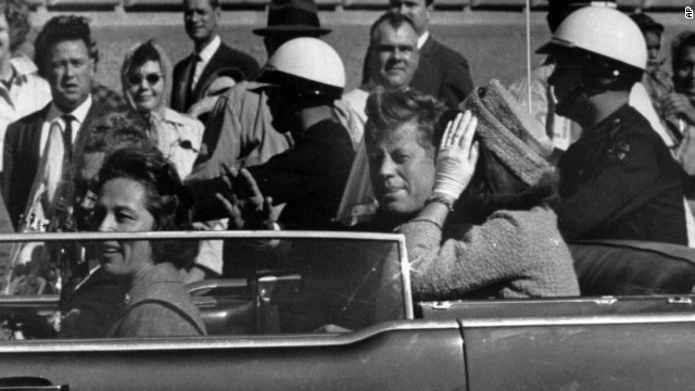 John F Kennedy Is Assassinated