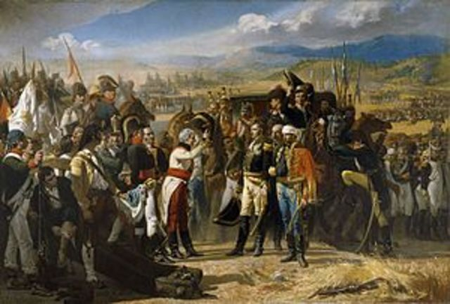 Dificultades para el ejército francés. Batalla de Bailen.