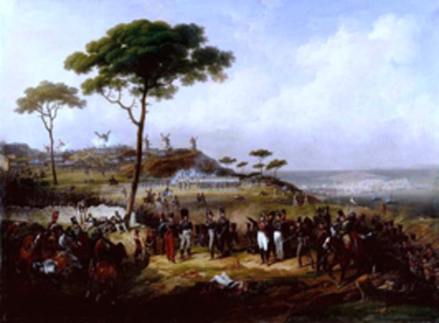 Invasion de los Cien mil hijos de San Luis