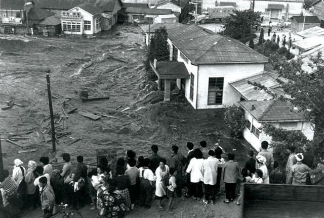 Great Chilean Earthquake(Chile)