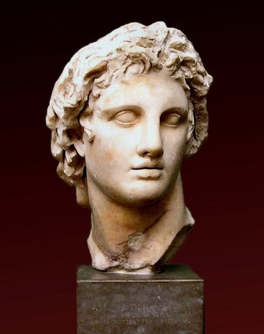 Reign of Alexander The Great