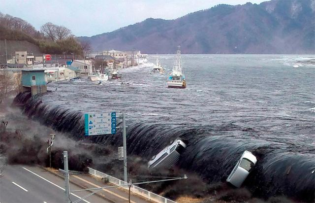 Tohoku Earthquake(Japan)