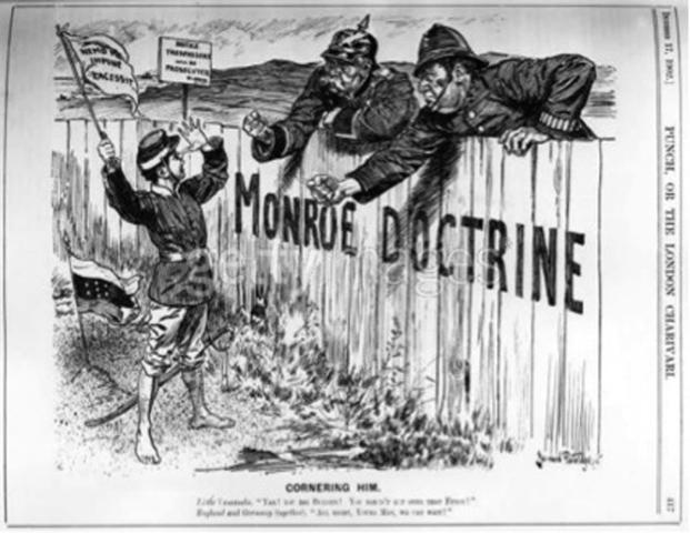 Doctrina Monroe