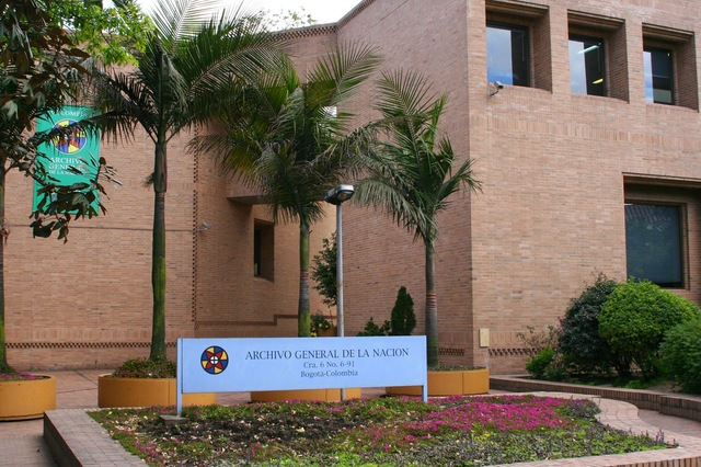 Archivo General de la Nación - Colombia