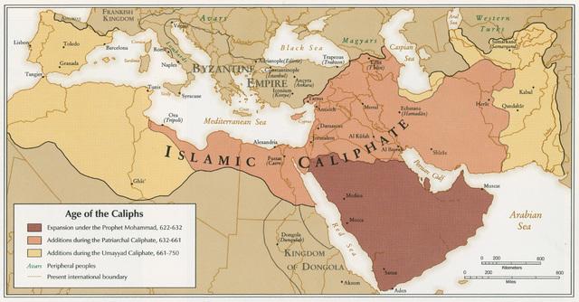 632 Caliphate