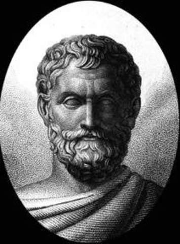 ФАЛЕС  МИЛЕТСКИЙ (625 –547 до н.э.)
