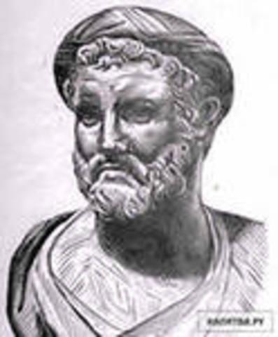 Пифагор Самосский   (570 -495 гг до н.э.)