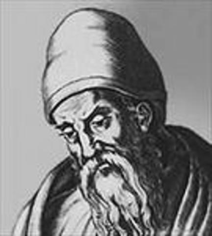 Эвклид (365-300 до н. э.)