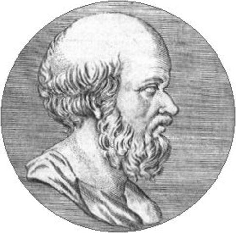 Эратосфен Киренский (около 275-194 до н.э.)