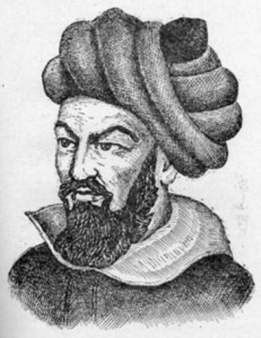 Мухаммед ал-Хорезми (IX в. н.э.)