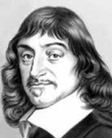 Рене Декарт (31.03.1596 — 11.02.1650)