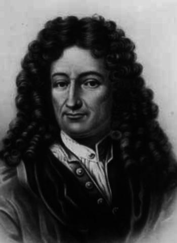 Готфрид Вильгельм фон Лейбниц  (01.06.1646 — 14.11.1716)
