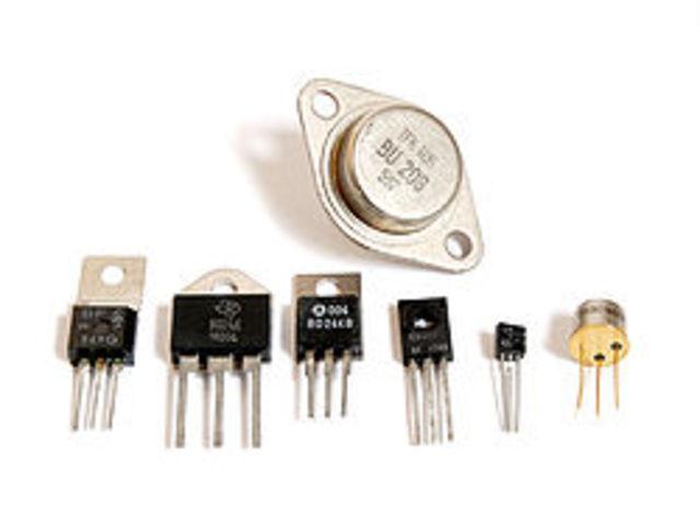 Изобретение транзисторов