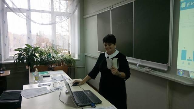 Мастер-класс в Гомельском областном институте развития образования