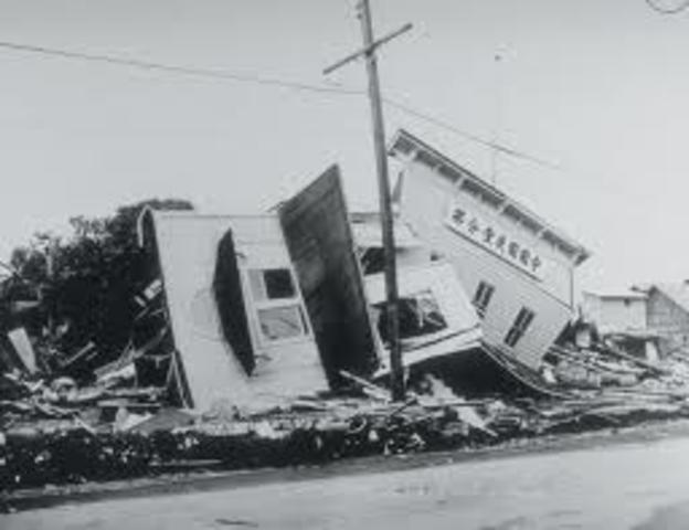 Aleutian Earthquake (Alaska)