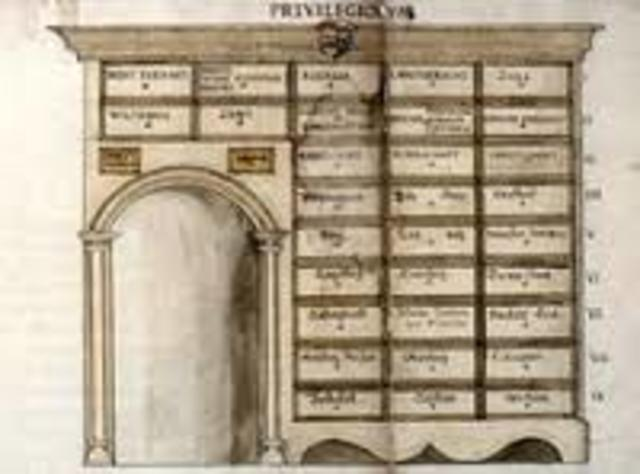 1898 Desarrollo archivístico