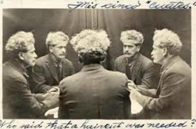 1923 Asociaciones profesionales de archiveros