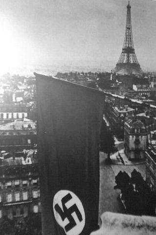 Alemania toma París (Francia).