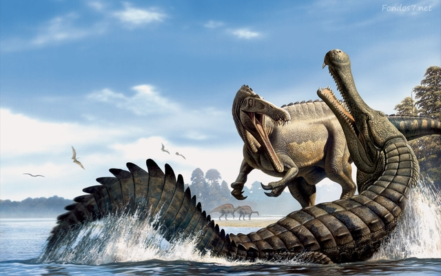 Primeros dinosaurios