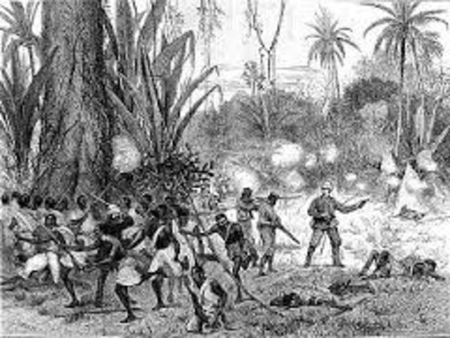 End of Ashanti War