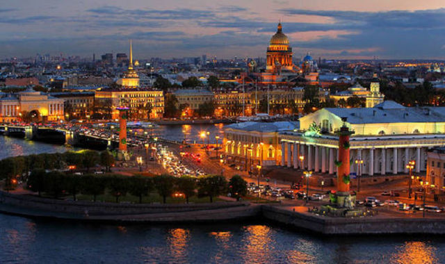 St. Petersburg
