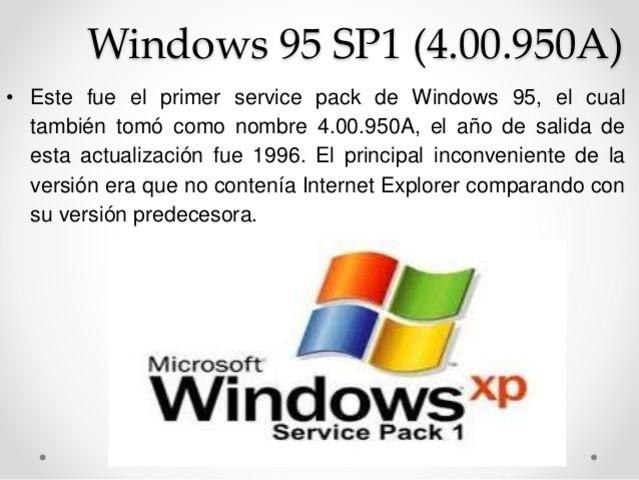 Windows 95 SP1