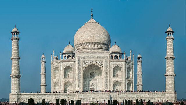 Building of the Taj Mahal (World Event)
