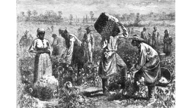 Pennsylvania Frees Slaves
