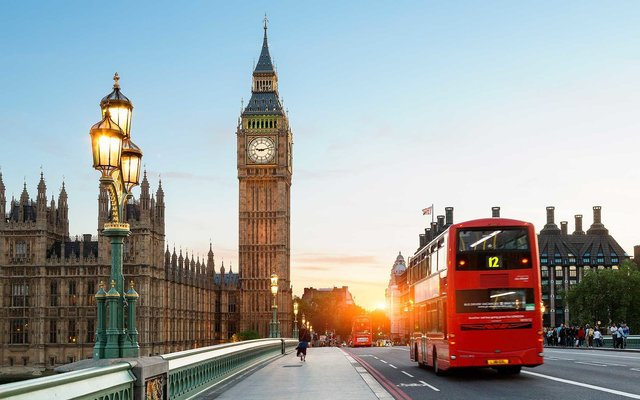 Moves to London